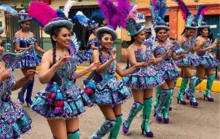 Candelaria festival Puno. Travel. Фестиваль в Пуно