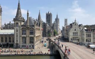 Ghent, Travel. Гент, туризм