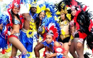 Junkanoo Bahamas Travel. Джункано Карнавал