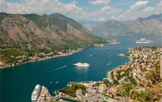 Kotor Montenegro, travel. Котор. Туризм