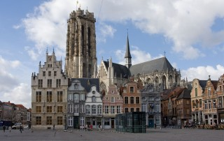 Mechelen, Travel. Мехелен, Туризм