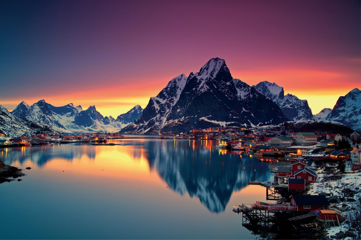 Norway travel. Норвегия - туристический справочник