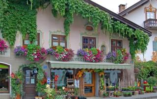 Oberammergau, Travel. Обераммергау, Туризм