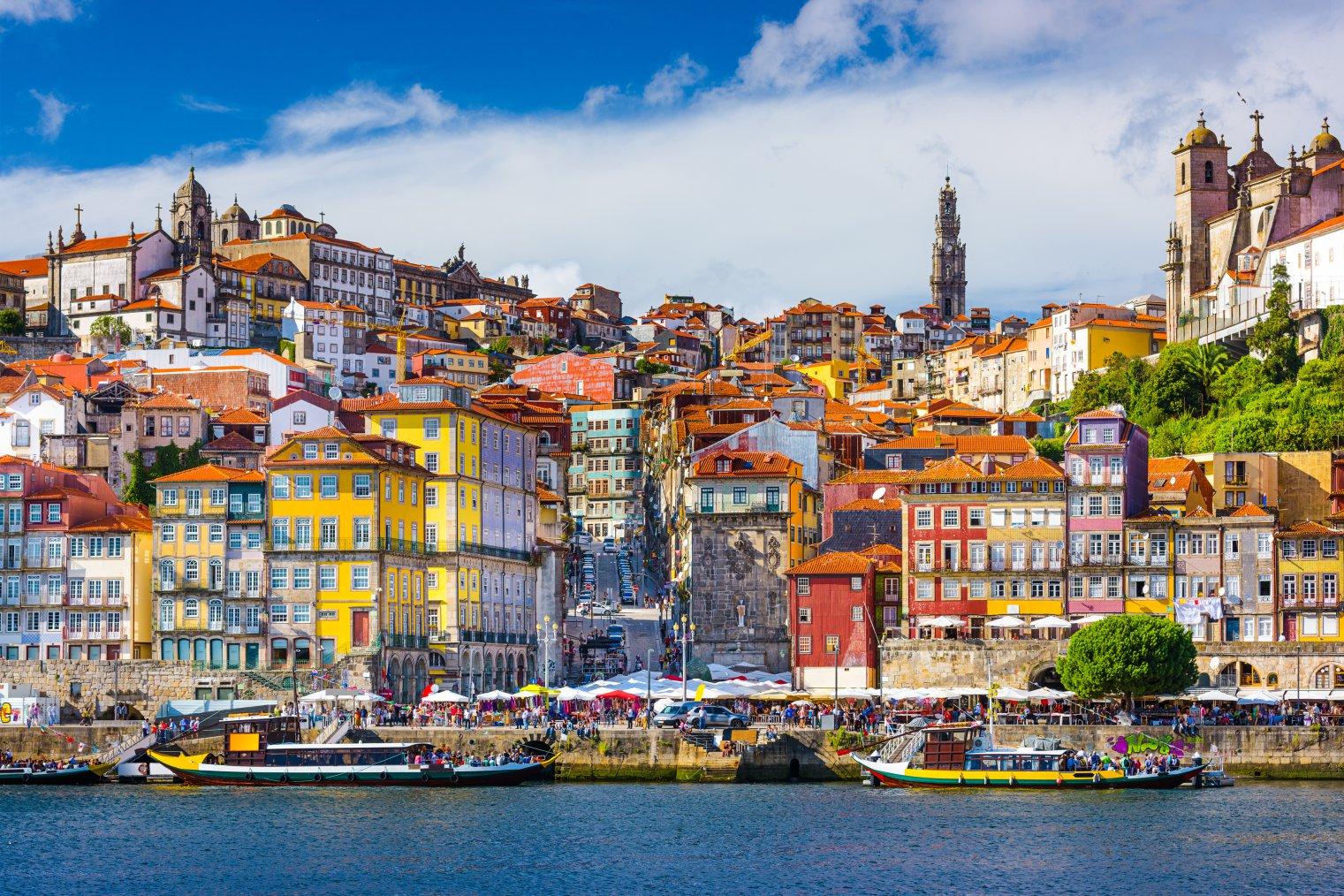 Porto. Travel. Порту. Туризм