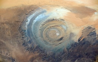 Richat Structure Mauritania, Travel. Глаз Сахары