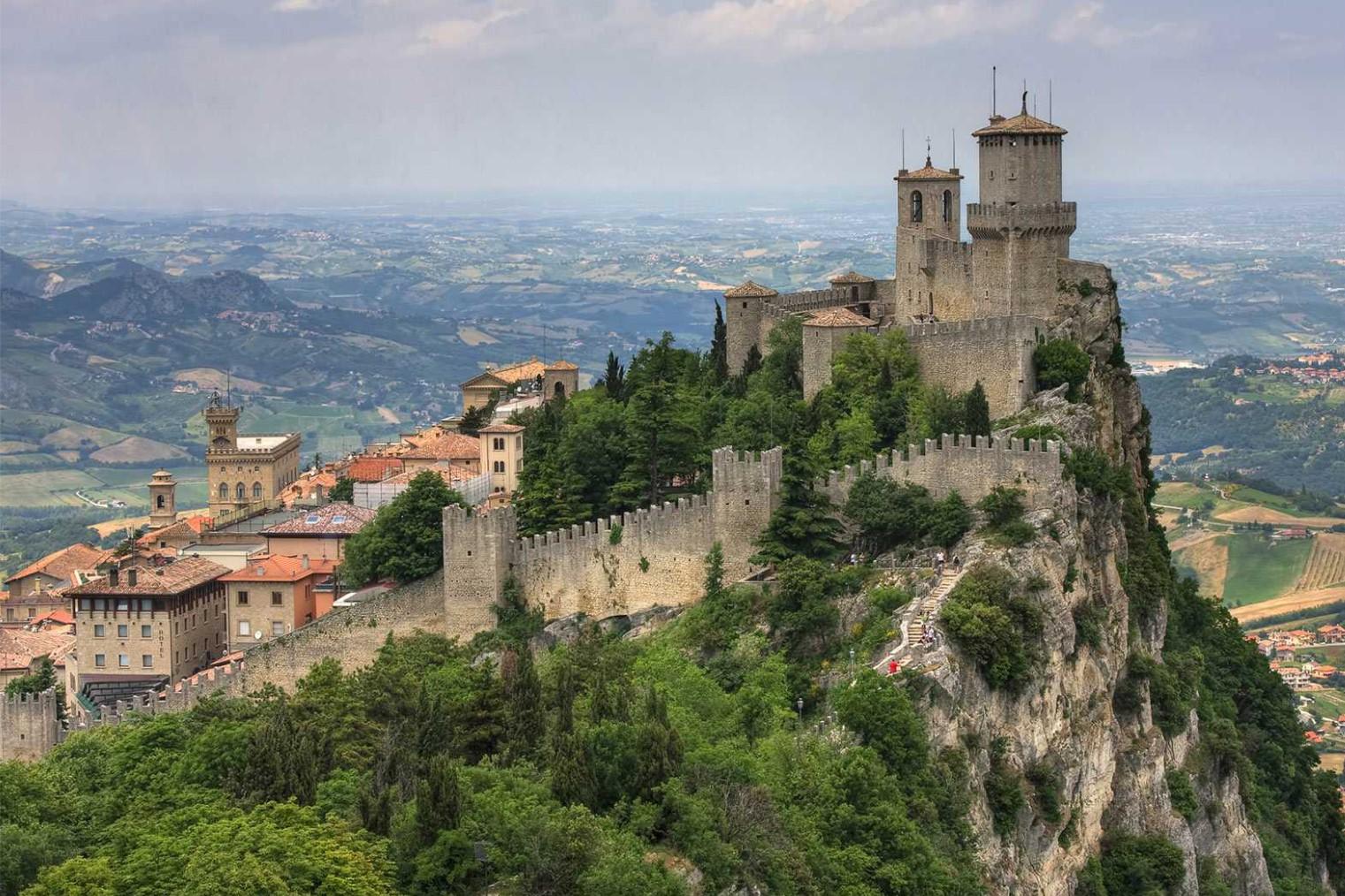 San Marino travel. Сан-Марино - туристический справочник