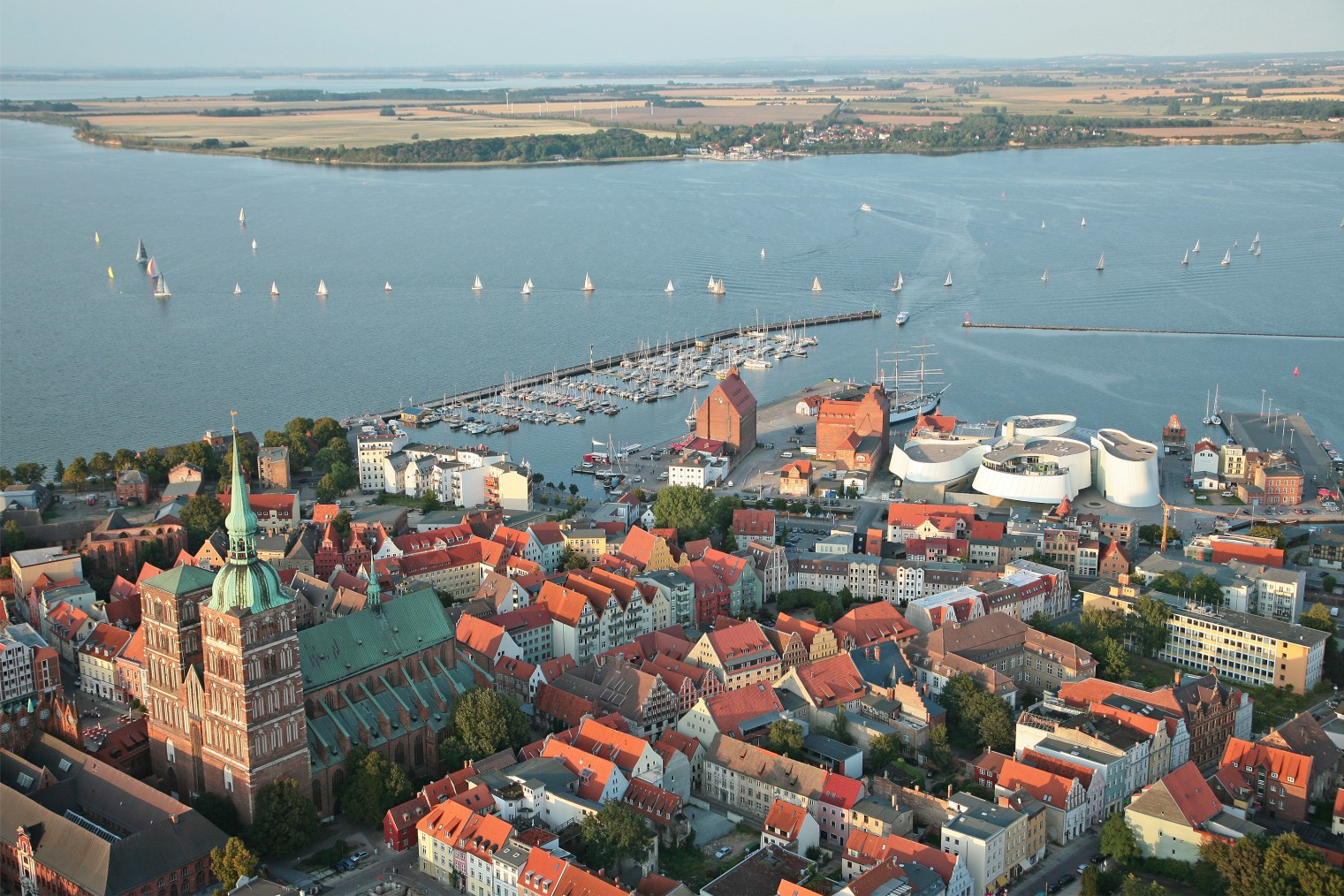 Stralsund Travel. Штральзунд, туризм