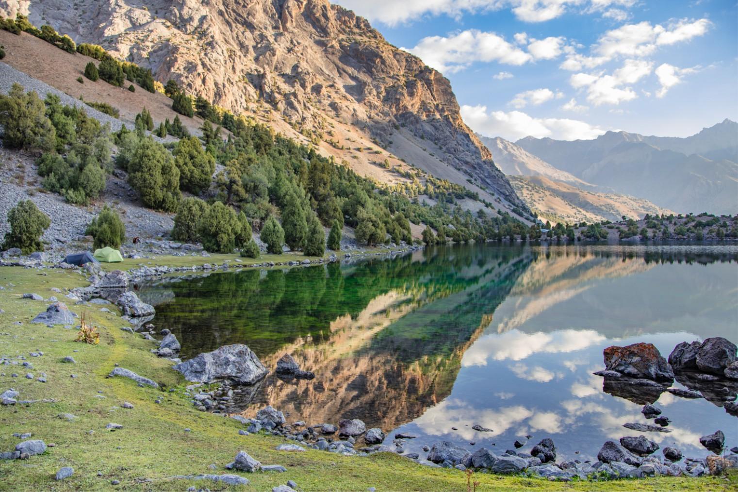 Tajikistan travel. Таджикистан - туристический справочник