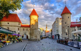 Tallinn, Travel. Таллин, туризм