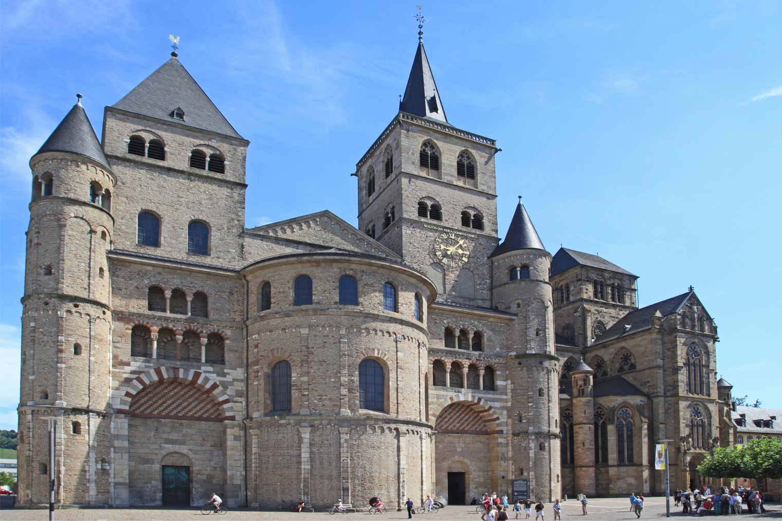 Trier (Treves). Travel. Трир, туризм