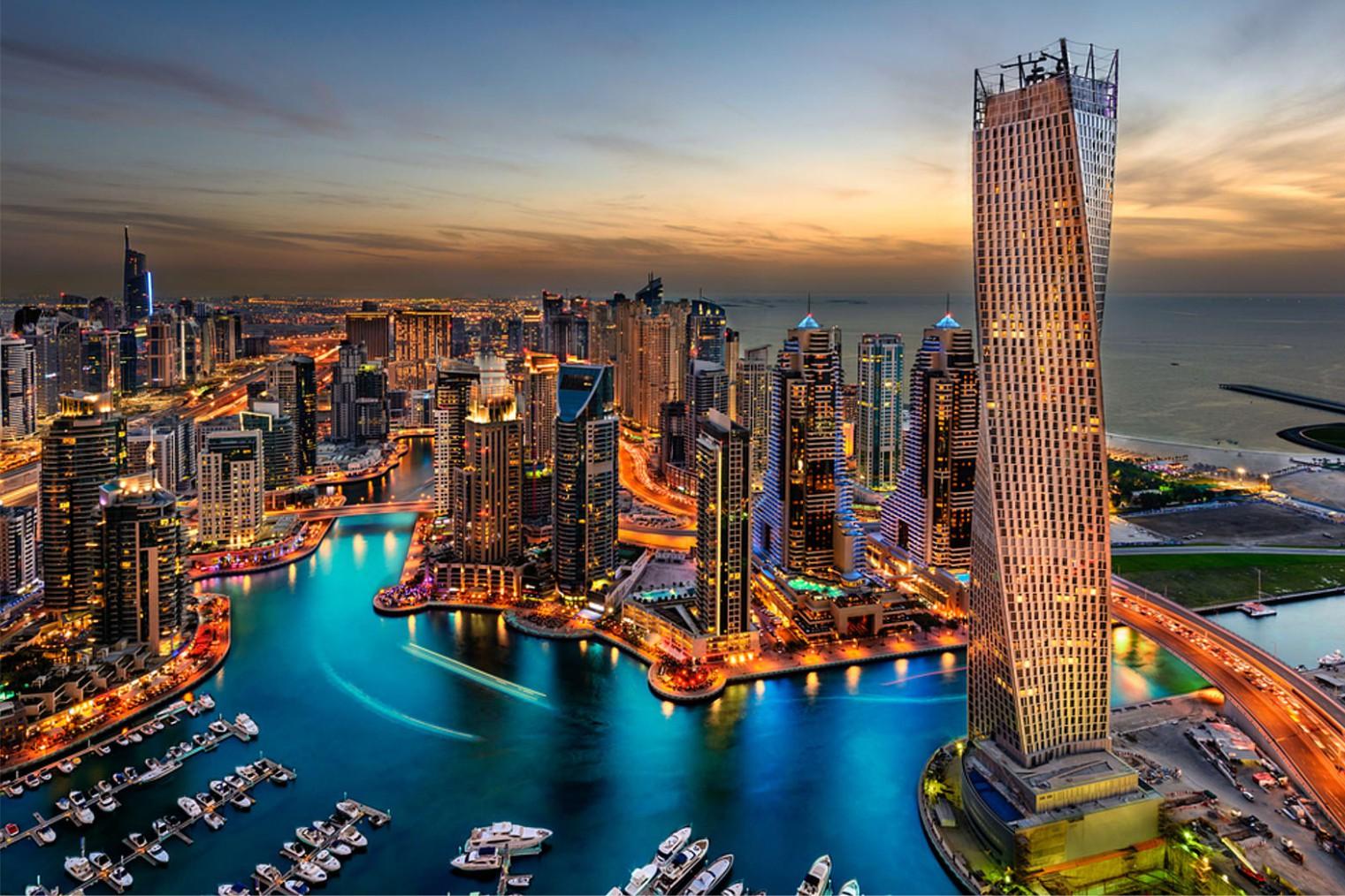 United Arab Emirates travel. Арабские Эмираты - туризм