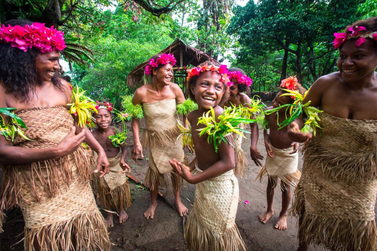 Vanuatu travel. Вануату - туристический справочник