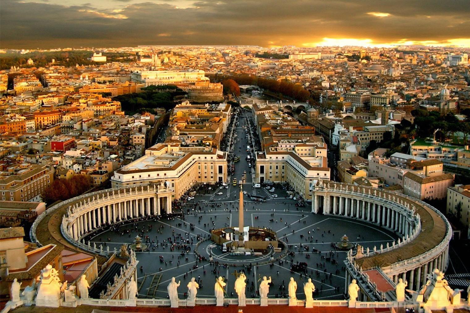 Vatican City travel. Ватикан - туристический справочник