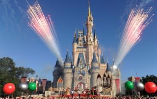 Парк Мир Диснея, Флорида. Walt Disney World, Florida. Travel