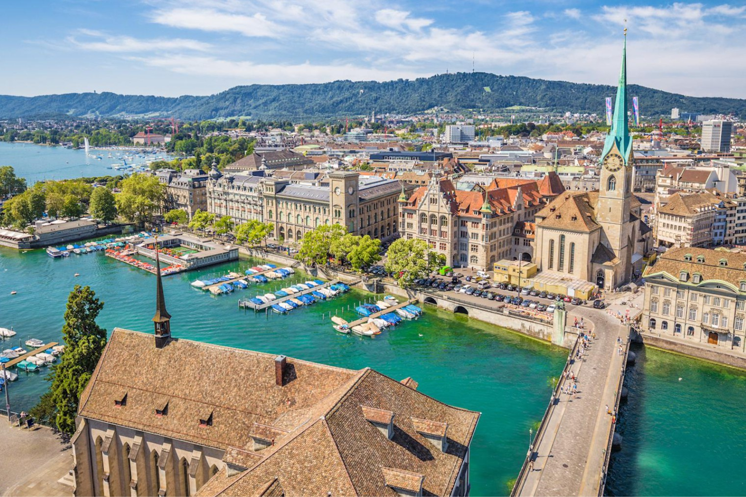 Zurich, Travel. Цюрих, туризм