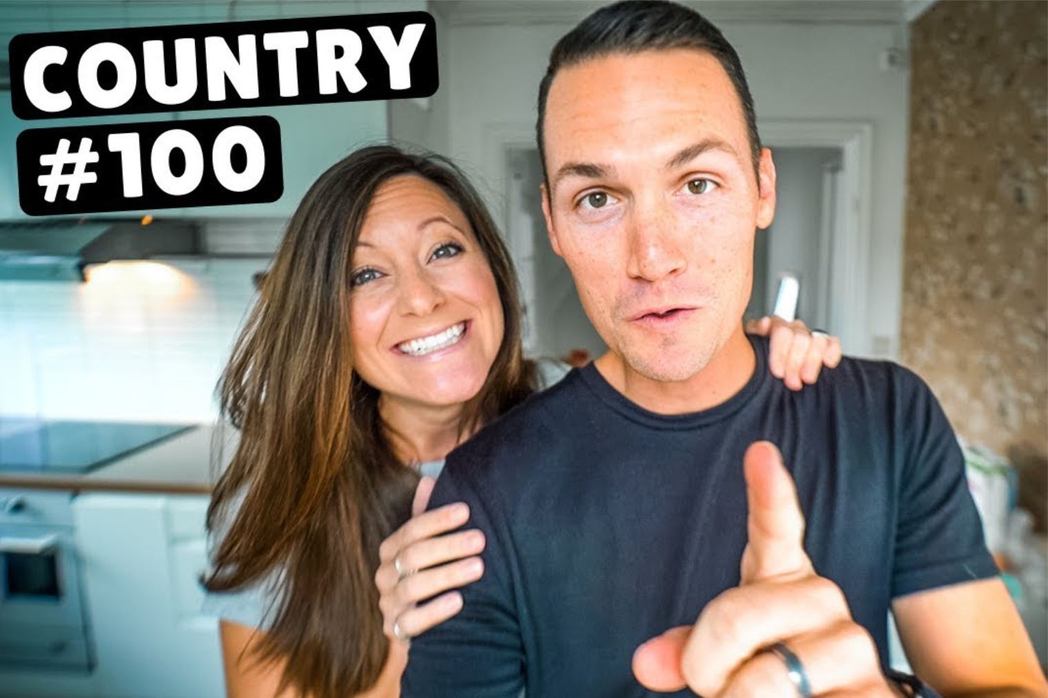 100th COUNTRY DOCUMENTARY. Kara and Nate