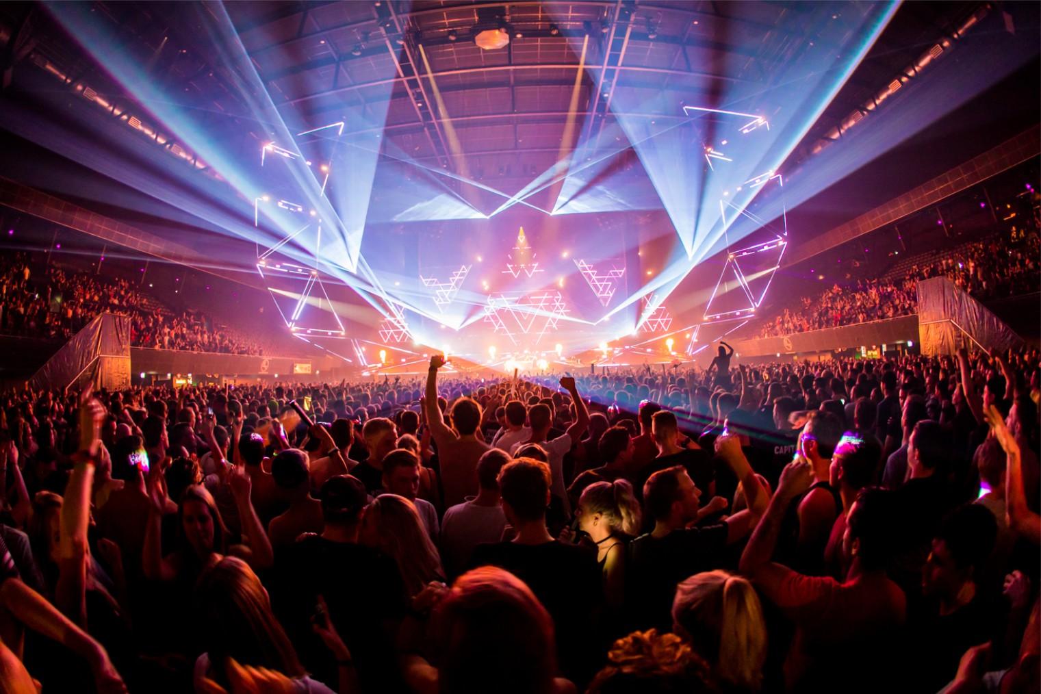 Amsterdam Dance Event. Амстердамский Танцевальный Фестиваль