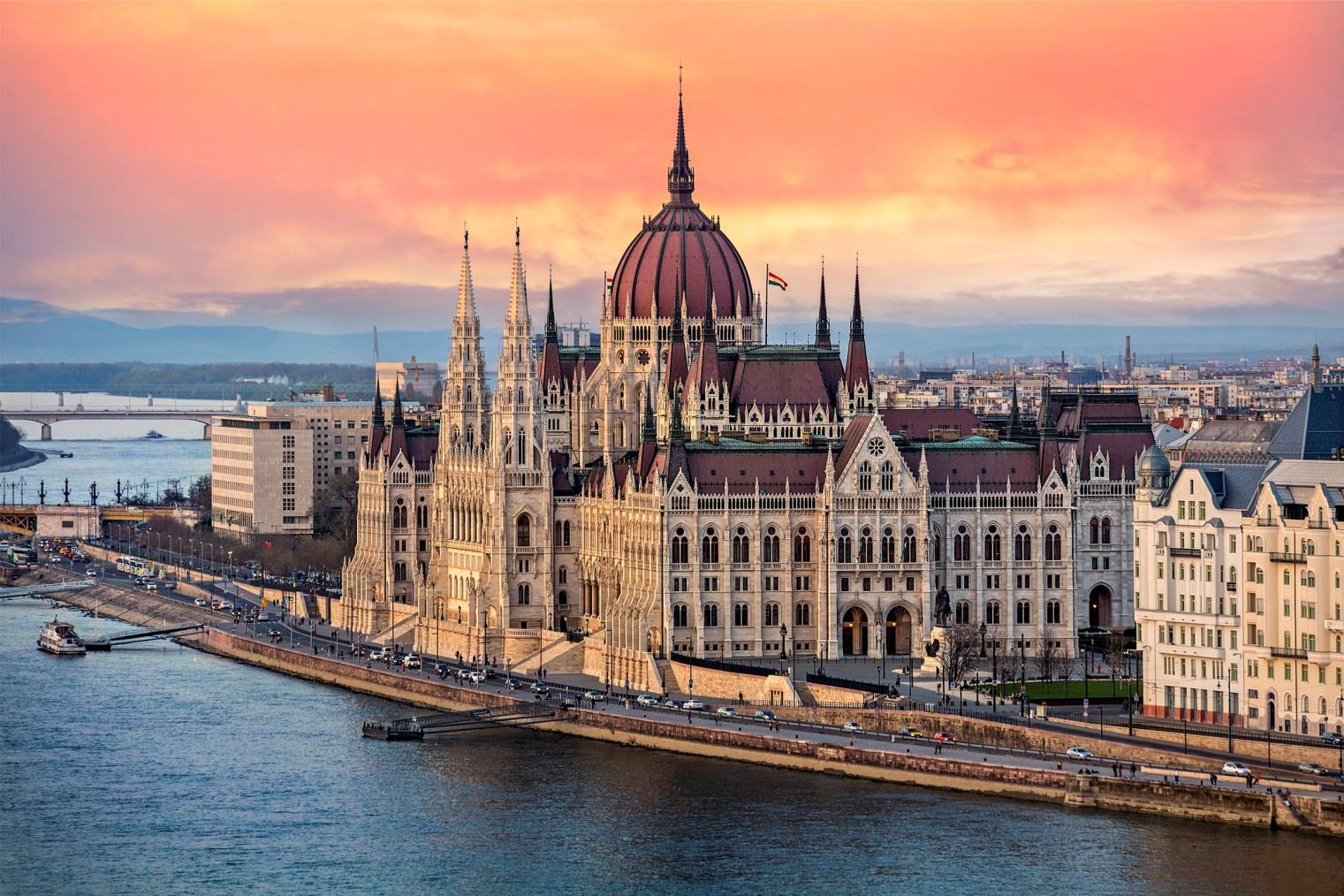 Будапешт. Туризм
