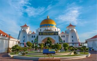 Malacca City. Travel. Малакка. Туризм