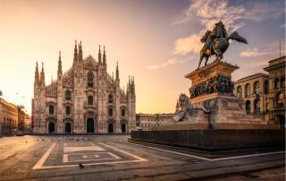 Milan. Travel. Милан. Туризм