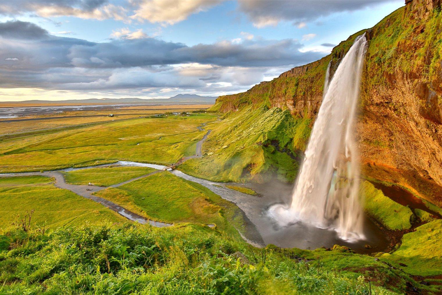 Кольцевой маршрут Исландии