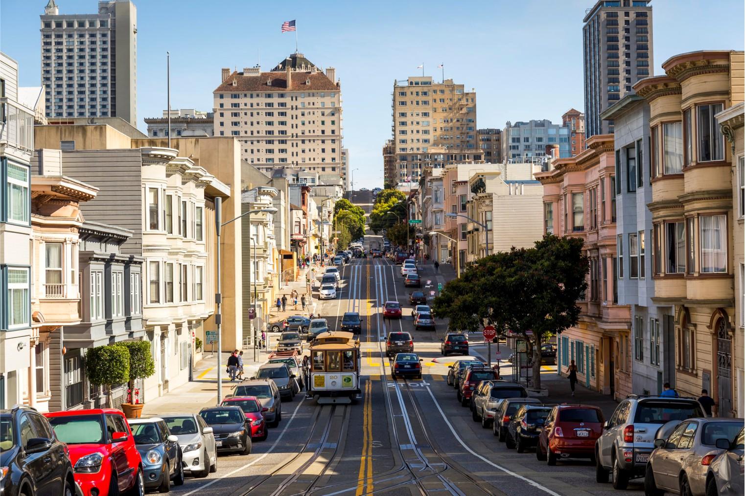 San Francisco. Travel. Сан-Франциско. Туризм