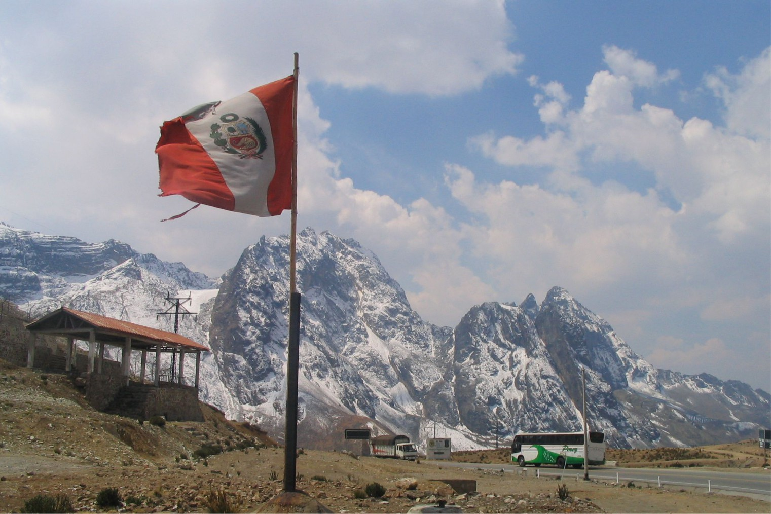 Ticlio. Peru