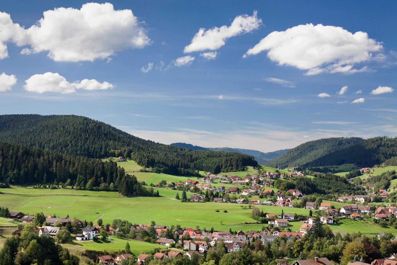 Шварцвальдский панорамный маршрут